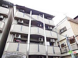 大阪府大阪市住吉区山之内3の賃貸マンションの外観