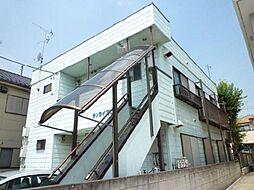埼玉県川口市安行出羽5丁目の賃貸アパートの外観