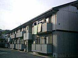 コスモタウン[A-202号室]の外観