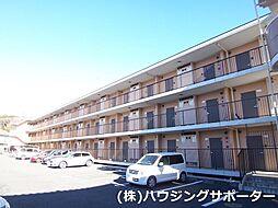 東京都八王子市犬目町の賃貸マンションの外観