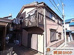 [テラスハウス] 千葉県船橋市前原東3丁目 の賃貸【/】の外観