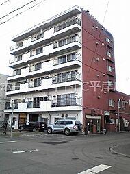 南平岸ビル[5階]の外観