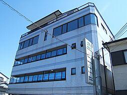 京都府宇治市小倉町新田島の賃貸マンションの外観