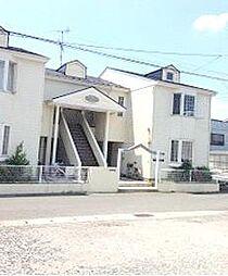 ベルピア北松戸[2階]の外観