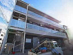 千葉県柏市柏5の賃貸マンションの外観
