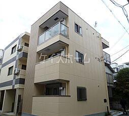 兵庫県神戸市須磨区飛松町1丁目の賃貸アパートの外観