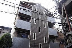八雲マンション[4階]の外観