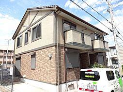[テラスハウス] 兵庫県神戸市北区有野中町3丁目 の賃貸【/】の外観