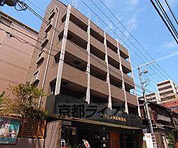 京都府京都市中京区守山町の賃貸マンションの外観