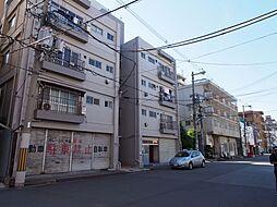 西田マンション[203号室]の外観