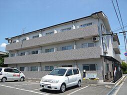 大阪府高槻市氷室町3丁目の賃貸マンションの外観