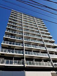 パークキューブ北松戸[1401号室]の外観