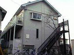 神奈川県横浜市港北区仲手原1の賃貸アパートの外観
