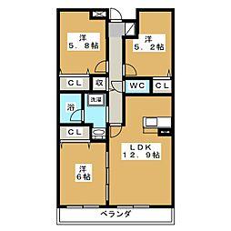 綱島駅 12.6万円