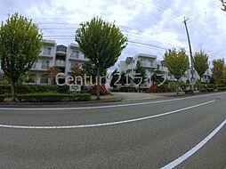 兵庫県西宮市東山台2丁目の賃貸マンションの外観