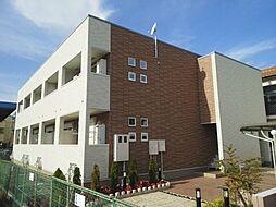 プラシード三宅[2階]の外観