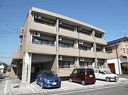 岡山県倉敷市八王寺町の賃貸マンションの外観