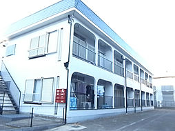 コーポ大川[2階]の外観