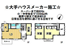 滑津駅 1,999万円