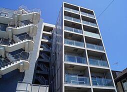 神奈川県川崎市川崎区貝塚2丁目の賃貸マンションの外観