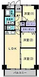あびこ駅 1,998万円