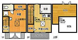 G−BASE[1階]の間取り