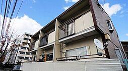 福岡県福岡市城南区南片江2丁目の賃貸アパートの外観