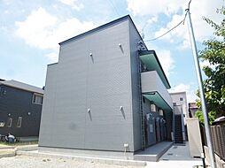 愛知県名古屋市瑞穂区平郷町4丁目の賃貸アパートの外観