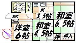 的場町駅 5.0万円