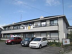 大阪府四條畷市中野1丁目の賃貸アパートの外観