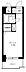 間取り,ワンルーム,面積16.9m2,賃料5.0万円,京急本線 黄金町駅 徒歩2分,京急本線 日ノ出町駅 徒歩7分,神奈川県横浜市中区初音町2丁目29-1