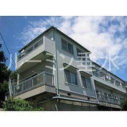 兵庫県神戸市垂水区高丸3丁目の賃貸アパートの外観
