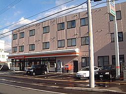 北海道札幌市手稲区前田二条4丁目の賃貸マンションの外観