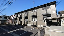 千葉県柏市西原4の賃貸アパートの外観