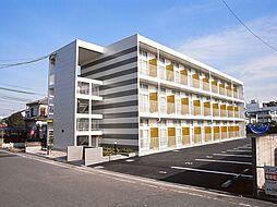 神奈川県相模原市中央区中央6丁目の賃貸マンションの外観
