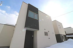 [一戸建] 北海道札幌市北区新川三条7丁目 の賃貸【/】の外観