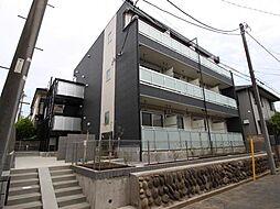 リブリ・スペースS[3階]の外観