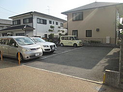 JR片町線(学研都市線) 野崎駅 徒歩10分の賃貸駐車場