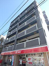 大阪府大阪市東住吉区東田辺2の賃貸マンションの外観