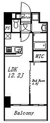 グレイスフルリッチ[1203号室]の間取り