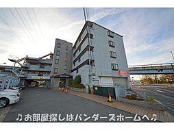 大阪府枚方市出屋敷元町1丁目の賃貸マンションの外観