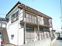 町田コーポ[202号室]の外観