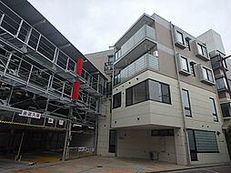 大阪府高槻市西冠3丁目の賃貸マンションの外観