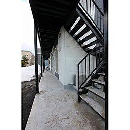 カレッジハウス66[201号室]の外観