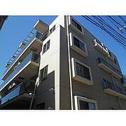 神奈川県川崎市高津区坂戸2丁目の賃貸マンションの外観