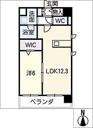 S−FORT大須観音[4階]の間取り