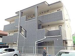 大阪府大阪市平野区西脇3丁目の賃貸アパートの外観