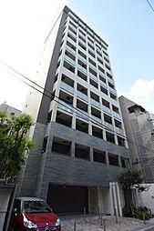 レジュールアッシュ梅田LUXE[4階]の外観