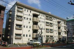 長崎県西彼杵郡長与町嬉里郷の賃貸マンションの外観