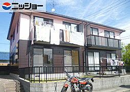 サニーパークスA棟[1階]の外観